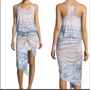 Young Fabulous and Broke NWT Kulani Twist Dress S